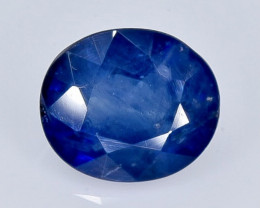 1.28 Crt Natural Sapphire Faceted Gemstone.( AB 27)