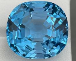 66.71 CT Topaz Gemstones German cutting top luster