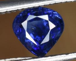 Top Blue Sapphire 0.580 CTS Gem