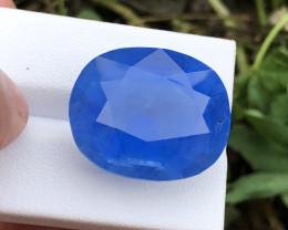 44 carats natural aquamarine gemstone beryl
