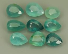 4.20 Cts World's Rarest Gem  Natural Green Grandidierite Wonerful!!