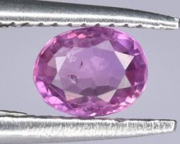 A Beautiful Pink Sapphire 0.35 CTS Gem