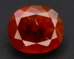 Top Color 2.65 ct Natural Hessonite Garnet ~ T