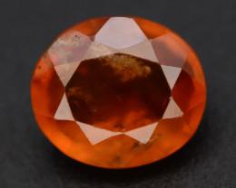 Top Color 1.70 ct Natural Hessonite Garnet ~ T
