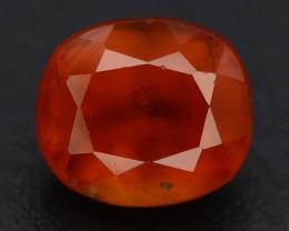 Top Color 1.40 ct Natural Hessonite Garnet ~ T