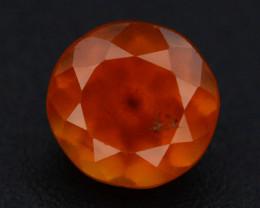 Top Color 0.90 ct Natural Hessonite Garnet ~ T