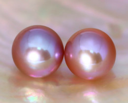 8.3mm 7.79Ct Natural Japan Akoya Pink Color Pearl A0310
