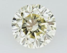 0.46 cts  Round Brilliant Cut Diamonds;antique diamond