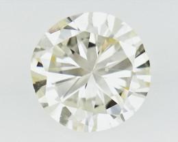 0.57 cts  Round Brilliant Cut Diamonds