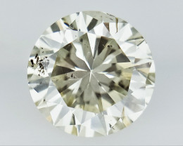 0.50 cts  Round Brilliant Cut Diamonds