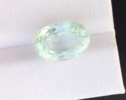 Amazing quality, Natural Aquamarine 6.60 carats.