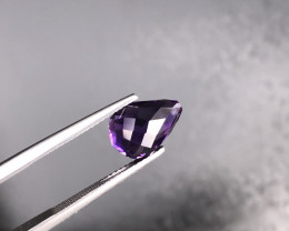 5.00 cts Natural  Purple Amethyst Gemstone   SKU : 95