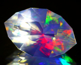 ContraLuz 9.88Ct Marquise Cut Mexican Very Rare Species Opal C0327