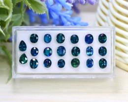 Sapphire 8.61Ct VS Natural Unheated Ceylon Royal Blue Sapphire Lot C0331