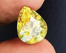 5.00 CT SPHENE DIAMOND LUSTER 100% NATURAL UNHEATED MADAGASCAR