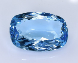 14.69 Crt Topaz Faceted Gemstone (Rk-11)