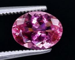 1.69 Crt Tourmaline Faceted Gemstone (Rk-11)