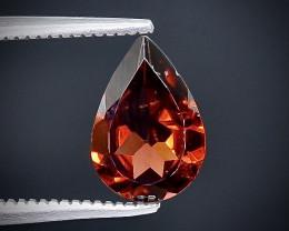 1.54 Crt Garnet Faceted Gemstone (Rk-11)