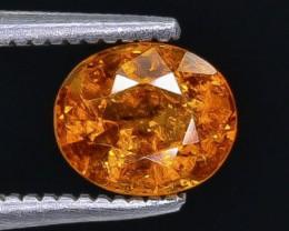 1.28 Crt Spessartite Garnet Faceted Gemstone (Rk-11)