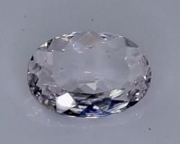 0.85 Crt Morganite Faceted Gemstone (Rk-11)