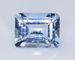 2.13 Crt Aquamarine Faceted Gemstone (Rk-11)