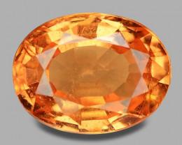 *NoReserve*Spessartite Garnet 1.90 Cts Natural Orange - Red Loose Gemstone
