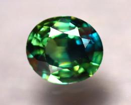 Sapphire 0.95Ct Natural Peacock Sapphire D0318/B6