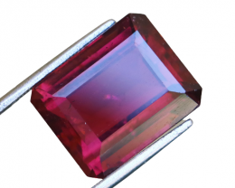 15.70 Cts Natural & Unheated~ Rubellite Tourmaline Gemstone