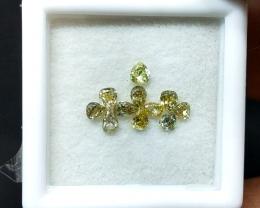 0.81 cts , Pear Cut Diamond , Diamond Parcels , Wholesale Prices