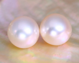 8.1mm 7.57Ct Natural Japan Akoya White Color Pearl C0518