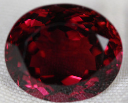 11.50 CT Rubellite Natural Mozambique Tourmaline  -TB9