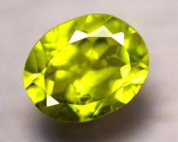 Peridot 2.55Ct Natural Pakistan Himalayan Green Peridot D0513/A10