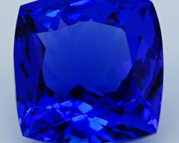 4.42 CT D Block Rare Find Natural Blue Tanzanite T1-30