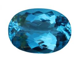 47.55 Cts Natural ~ Blue Topaz Gemstone