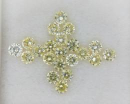 0.88 cts Diamond Parcels , Wholesale Prices