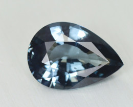 3.125 CT SPINEL GRAY 100% NATURAL UNHEATED MINE BURMESE
