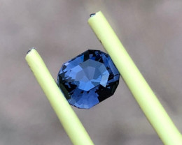 1.15CT - CEYLON MIDNIGHT BLUE SPINEL-PERFECT SIZE FOR JEWELLERY- MASTER CUT