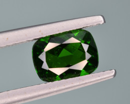 Natural  Green Chrome Diopside 1.48 Cts