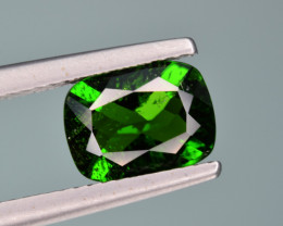Natural  Green Chrome Diopside 1.91  Cts