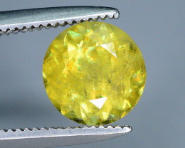Rare AAA Fire 1.30 ct Sphene Jewelry Size