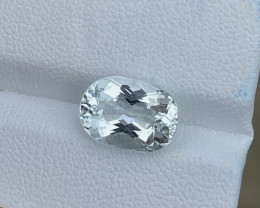 3.55 CTS Top Aquamarine Gem