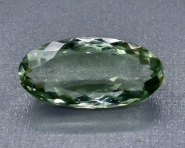 26.05 Crt Prasiolite Green Amethyst Faceted Gemstone (Rk-12)