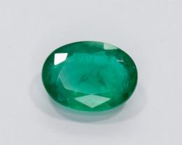 2.03ct Lab Certified Zambian Emerald