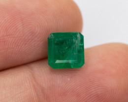 2.30ct Lab Certified Zambian Emerald