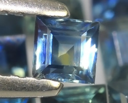 2.70 CTS AWESOMEBLUE SAPPHIRE FACET GENUINE MADAGASCAR~EXCELLENT!!