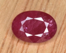Top Natural Red Ruby 1.605 CTS Gem