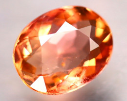 Tourmaline 1.10Ct Natural Orangey Pink Color Tourmaline E0610/B49