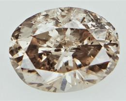 0.28 cts  Fancy Colored Diamonds , Fancy Shaped Diamond