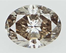 0.23 cts Fancy Colored Diamonds , Fancy Shaped Diamond