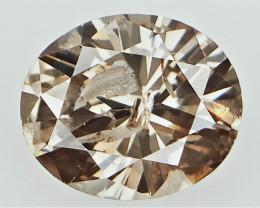 0.27 cts Fancy Colored Diamonds , Fancy Shaped Diamond